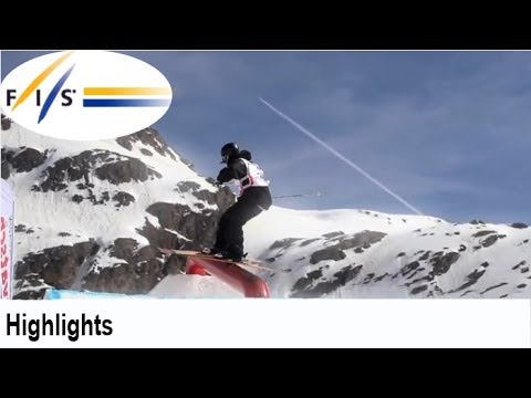 FIS Freestyle Skiing World Cup Review 2013/2014