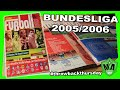 Panini Bundesliga 2005/06 Sticker - FULL ALBUM REVIEW - #throwbackthursday