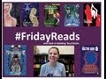 #FridayReads 14 - July 26, 2013