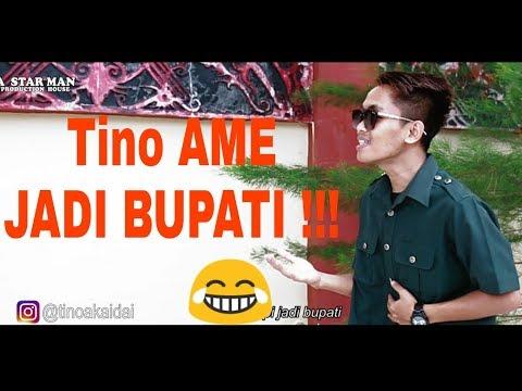 JADI BUPATI - TINO AME    Dayak Desa (Official Music Video)
