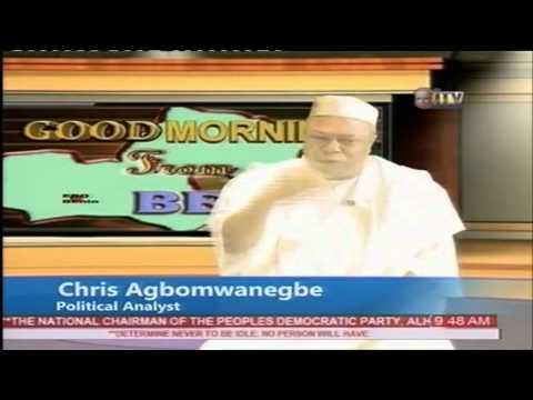 Chief David Edebiri Refutes Allegations Of Political Manipulation
