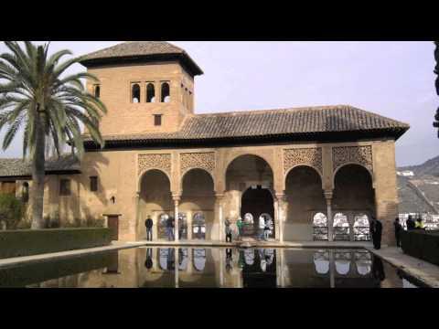 El-Hamra Sarayı - Endülüs
