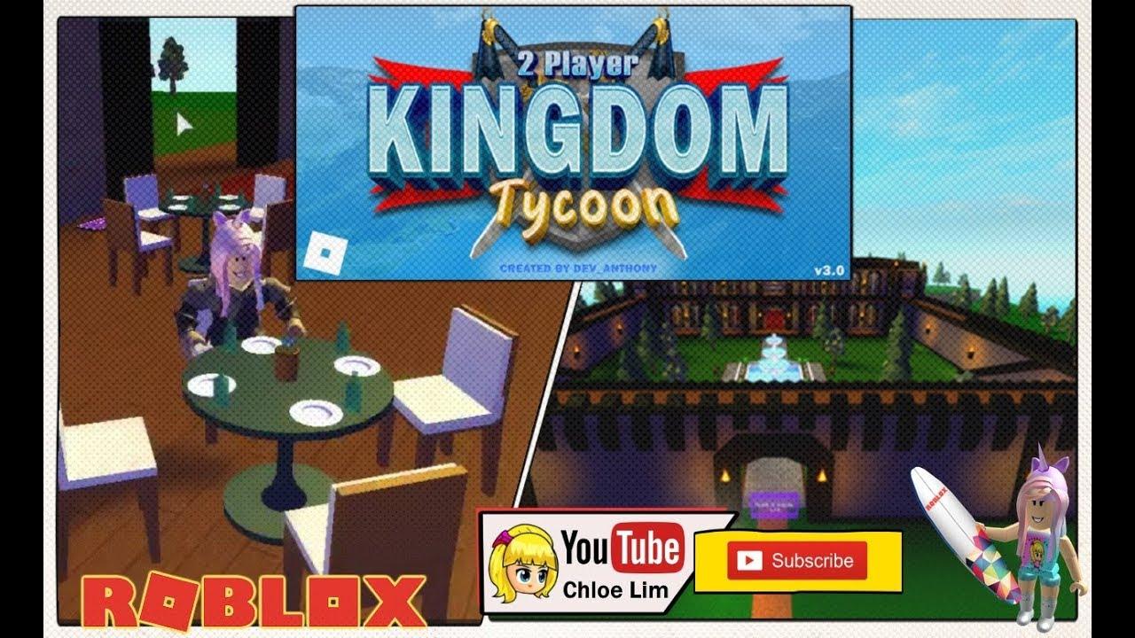 Roblox 2 Player Kingdom Tycoon Youtube