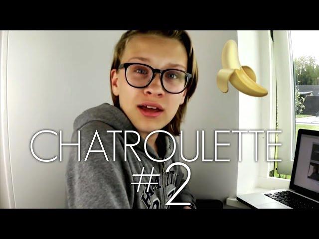 Chatroulette #2 - HAN PEKADE A?T MIG!