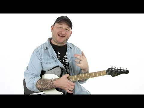 Josh Smith Blues Guitar Lesson - Exploring Outside Pentatonics: Concept 6 - Blue Highways