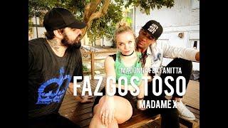 FAZ GOSTOSO - Madonna feat. Anitta Dance Choreography by Edu Reis Neto