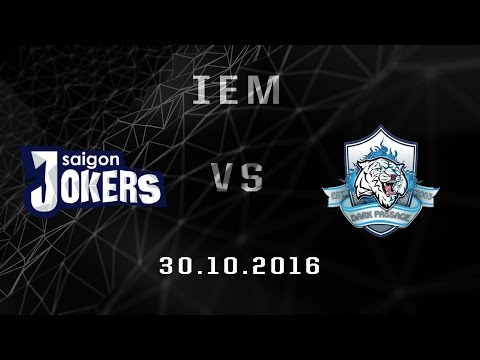 [30.10.2016] SAJ vs DP [IEM Gyeonggi Qualifiers - Ván 1]