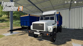 Mods Farming Simulator19/ FS19 GAZ 35071
