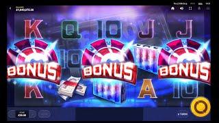 The 100K Drop Bonus Feature (BIG WIN)