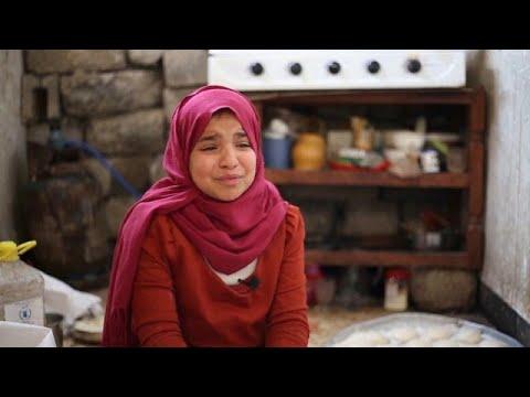 شاهد: تهميش أطفال وأرامل داعش بسبب قانون الأسرة في العراق…  - 15:54-2019 / 4 / 24