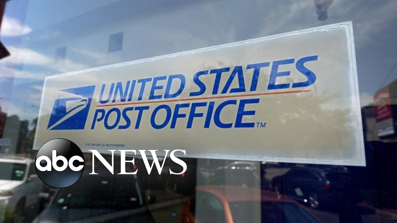 Trump's battle with Postal Service may affect vote by mail | WNT