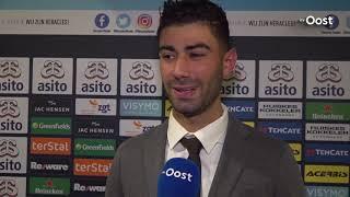 Heracles Almelo weert zich kranig, maar verliest thuis van Feyenoord