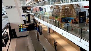 Megah dan Mewah New Terminal 3, Bandara Internasional Soekarno Hatta, Cengkareng