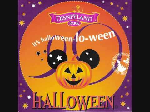 It's Halloween-lo-ween Parade *Full Song* - YouTube