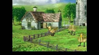 "Julie Plays ""FINAL FANTASY VII"" Part 11: Chocobo Farm"