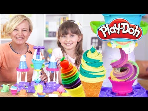 Play-Doh, Lodowy Zamek, Hasbro