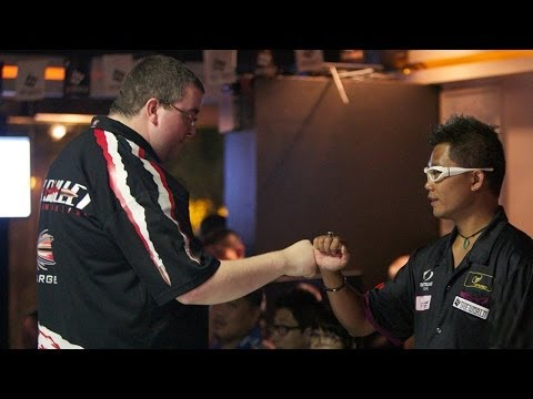 THE WORLD 2013 STAGE8 -FINAL MATCH-