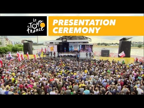 Riders Presentation Ceremony - Tour de France 2017