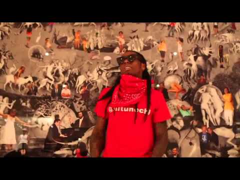 'We Be Steady Mobbin' Official Music Video Lil Wayne feat  Gucci Mane