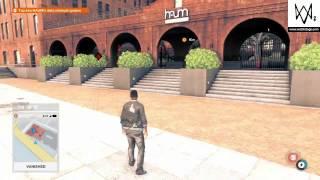 Watch Dogs 2: Haum Sweet Haum - hack data retrieval system in ghost mode walkthrough help