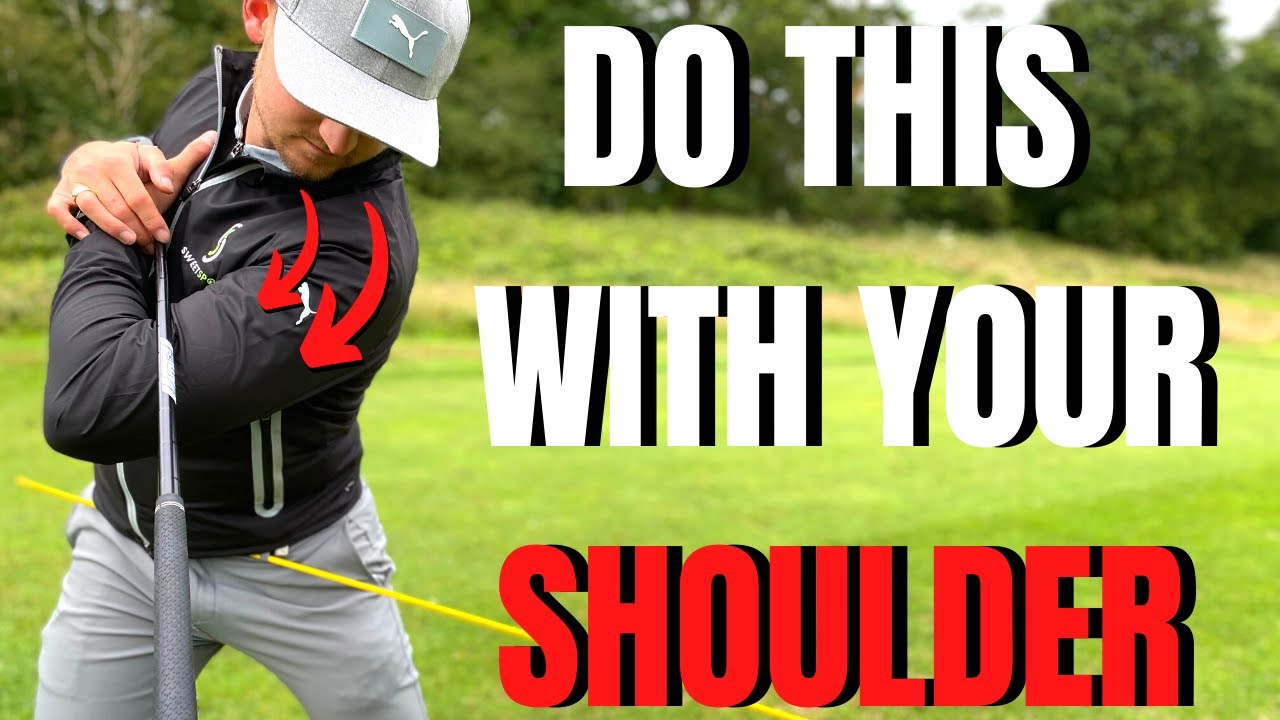 HOW TO RELEASE THE GOLF CLUB DRILL FOR LONGER!! AT IMPACT