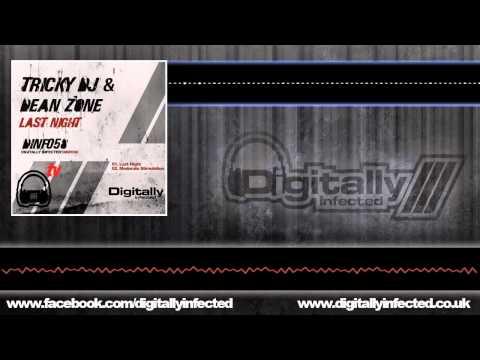Tricky DJ & Dean Zone - Moderate Stimulation (DINF058)