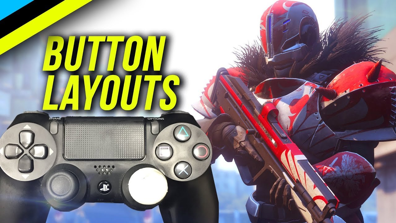 Destiny 2 PvP Tips - What Is The Best Button Layout & My Controller Setup