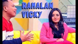 Download lagu Gita Sinaga KAGUM, Ramalan Vicky BENAR SEMUA | OKAY BOS (22/10/19) Part 2