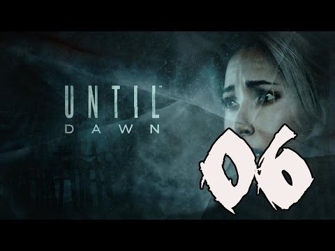 Until Dawn - Gameplay Walkthrough Part 6: The Cabin