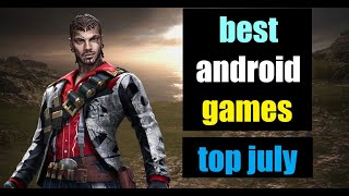 top best android games [july 2018]
