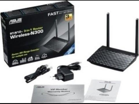 Wi-fi роутер asus rt-n12 обеспечивает возможность создания четырех беспроводных сетей с динамическим распределением полосы пропускания и.
