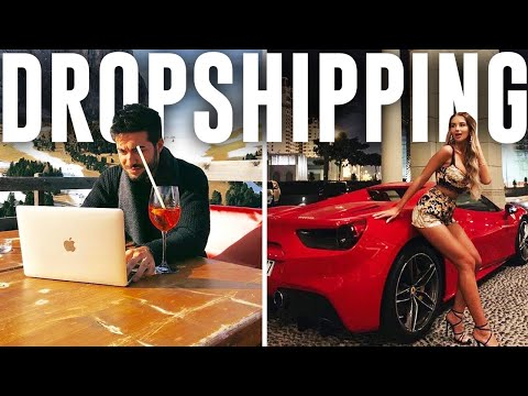 A Day In The Life Of A Dropshipping Millionaire | Shopify Lifestyle