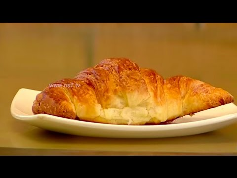 Sutralam Suvaikalam - How to make French Croissants & Pizzas
