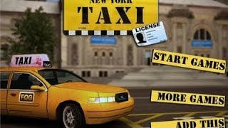 #002 Let´s Play New York Taxi - Die Simulation