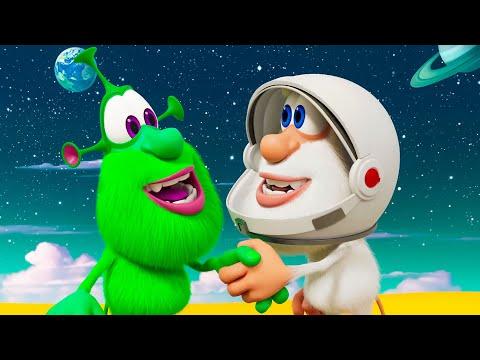 Booba ٍSpace Travel - Episode 74 - CGI Animated Shorts Super ToonsTV