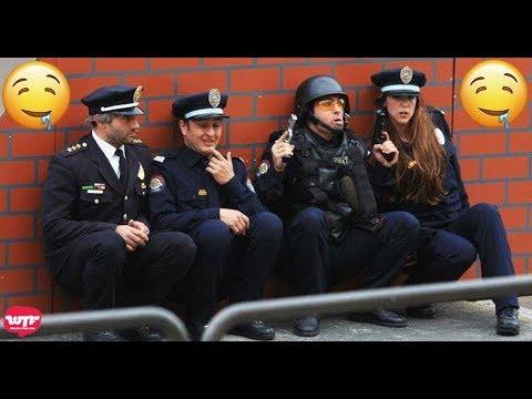 HUMOR/Los policias más tontos del mundo