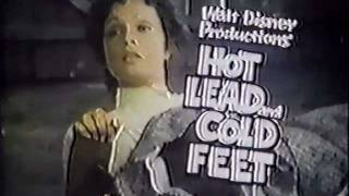 Hot Lead and Cold Feet 1978 TV trailer