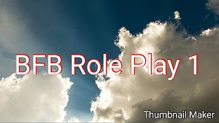 Roblox Playing BFDI Game 1