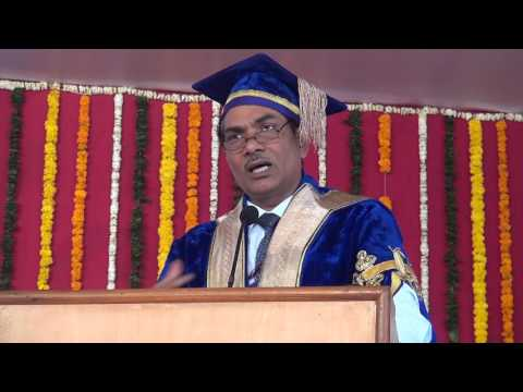 ICAR-CIFE | XIII Convocation | Convocation Address Part 1 by Dr. T.Mohapatra, DG,ICAR | 3 March 2017