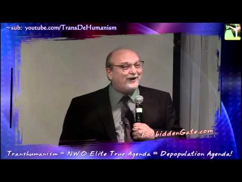 NWO Transhumanism MindWarping Lecture by Tom Horn HD [For Consideration Pupose Only!] Eugenic Wars