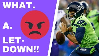 Vikings lose in Seattle - Seahawks show they're one of the best teams in the NFC, defense lets down