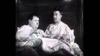 I was dreaming I was awake and then I woke up and found myself asleep - Laurel & Hardy