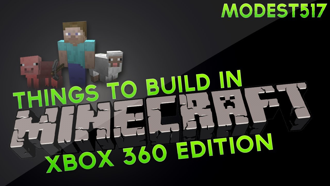 things to build in minecraft xbox 360 edition ep. 85. house design