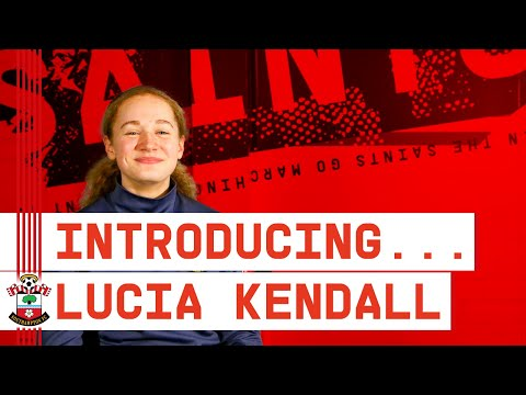 *BETTER* singer than ALICIA KEYS?! | Introducing Southampton FC Women's Lucia Kendall