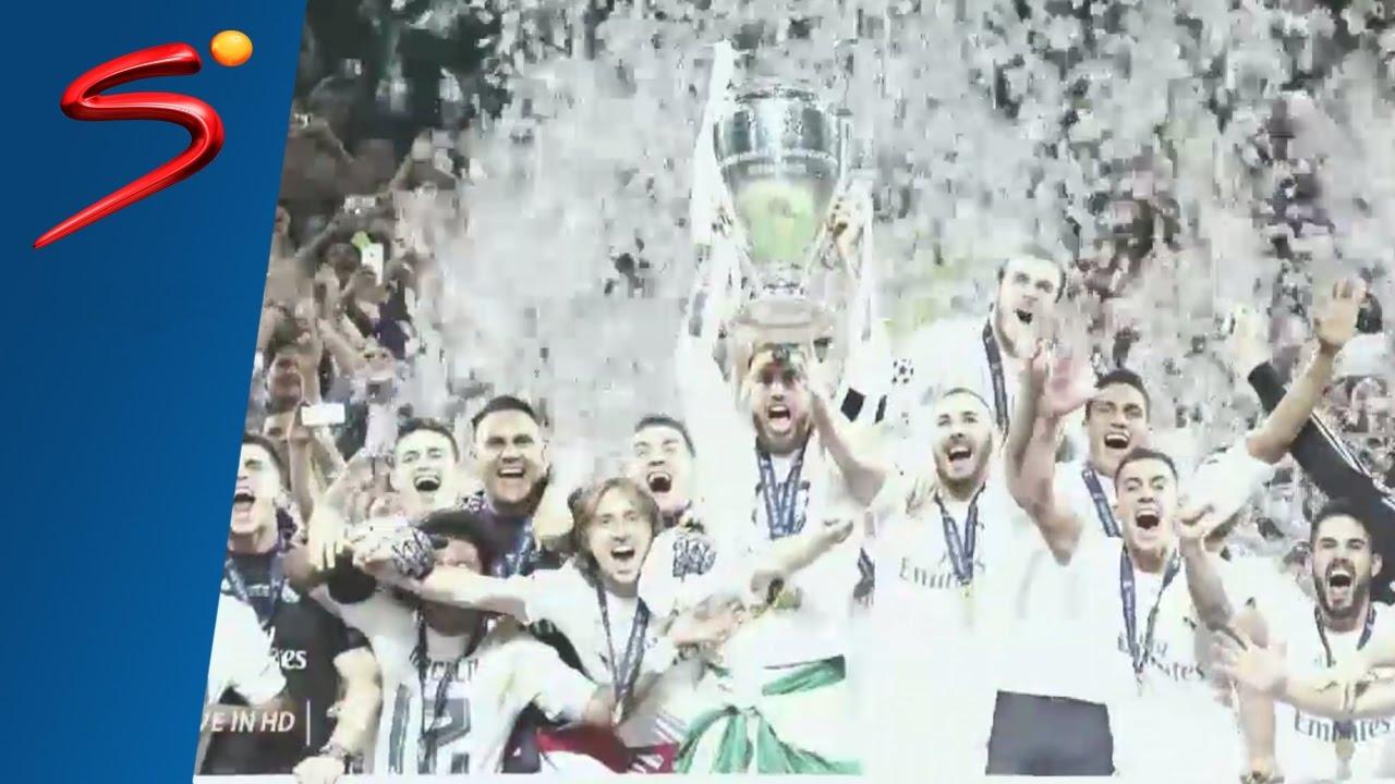 UEFA Champions League on SuperSport