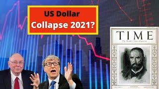 Stock Market Crash 2021, How to win when the dollar fails