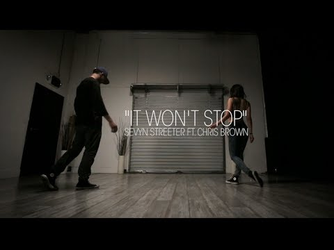 Ellen Kim & Lando Coffy | It Won't Stop - Sevyn Streeter ft. Chris Brown