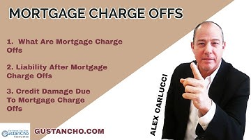 Mortgage Charge Offs Lending Guidelines And Requirements