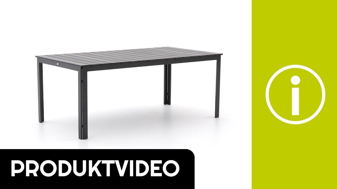 Produktvideo bellagio bravo esstisch royal grey 220 cm kees smit gartenm bel youtube - Kees smit gartenmobel ...