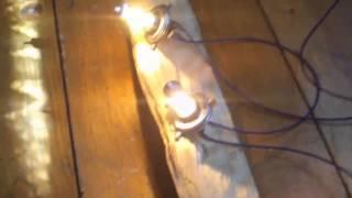 Зарядка аккумулятора в домашних условиях 1ч(Канал компании http://4fe.ru/. У нас вы можете купить аккумуляторы Bosch, Varta и Много др., моторные и трансмиссионные..., 2013-08-14T04:50:55.000Z)